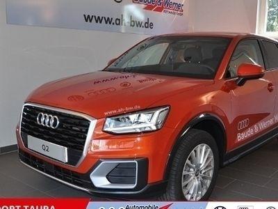 gebraucht Audi Q2 Design 30TDI S-tronic LED Navi AHK GRA