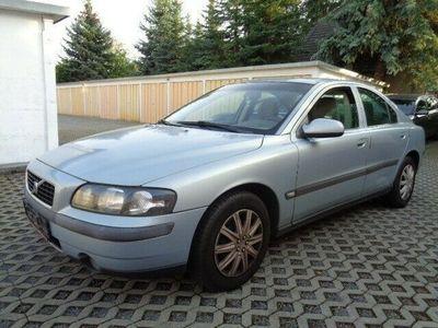 gebraucht Volvo S60 2.4,Klima,2.Hand