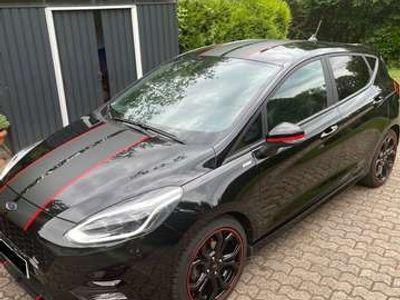 gebraucht Ford Fiesta 1.0 EcoBoost S&S ST-LINE Black