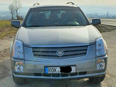 gebraucht Cadillac SRX Sport Luxury