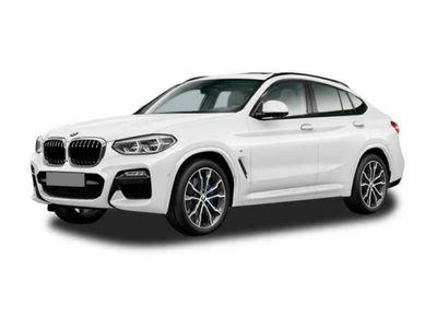 gebraucht BMW X4 X4xDrive30d M Sport Head-Up HK HiFi DAB LED