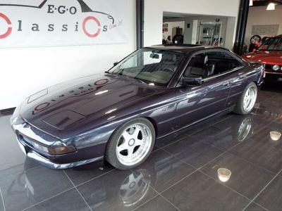"käytetty BMW 850 i Sonderlack Macaoblau 3tlg OZ 18"" EDC SSD"