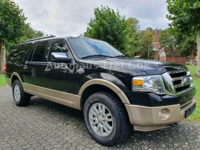 gebraucht Ford Expedition King Ranch 4WD 5.4l V8 !! AUTOGAS !!