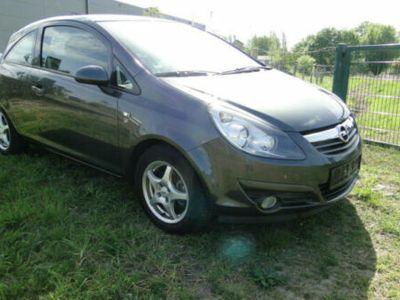 gebraucht Opel Corsa 1.3 CDTI DPF KLIMAANLAGE TEMPOMAT MFL BC
