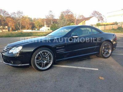 gebraucht Mercedes SL55 AMG AMG nur 38000 km V-MAX 330 KMH 426 KW