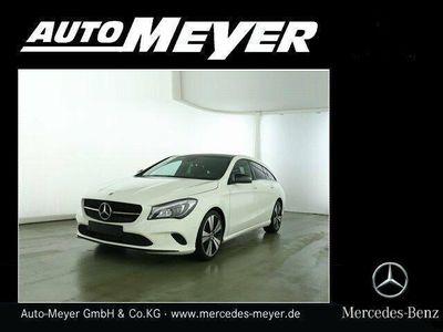 gebraucht Mercedes CLA200 Shooting Brake Urban+7G-DCT+Pano-SD+Kamera+Night+L