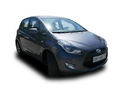 gebraucht Hyundai ix20 Automatik/NAVI/Leder P. kl/Garantie/Alu
