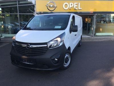 gebraucht Opel Vivaro Kastenwagen 1.6 BiTurbo Diesel, 92 kW (125 TRC ZV