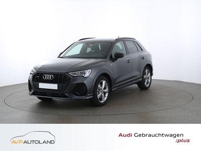 gebraucht Audi Q3 40 TFSI quattro S tronic S line LED|Navi