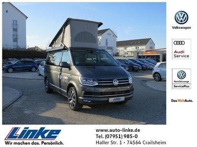 gebraucht VW California T62.0 TDI Aufstelldach Navi/Clima/PD