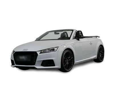 gebraucht Audi TT Roadster 2.0 TFSI 3xS-line Xenon,SHZ,PDC