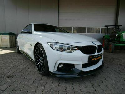 gebraucht BMW 428 Gran Coupé i M Sport Paket/Xenon Scheinwerfer