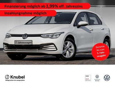 gebraucht VW Golf VIII Life 2.0 TDI DSG LED NaviPro ACC DAB+