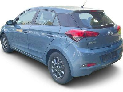 gebraucht Hyundai i20 i201.2 YES! SHZ KLIMA BT