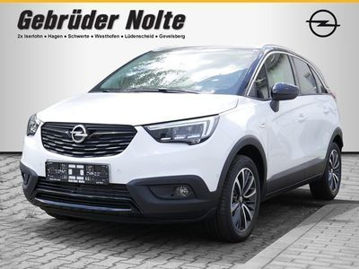gebraucht Opel Crossland X 1.2 Turbo Ultimate SHZ HUD NAVI LED