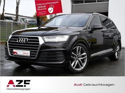 gebraucht Audi Q7 3.0 TDI qu. tip. S