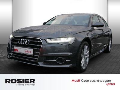 gebraucht Audi A6 2.0 TFSI 4G Avant quattro Abstandstemp. LED N