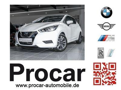 gebraucht Nissan Micra 1.0 Acenta