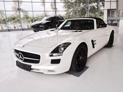 gebraucht Mercedes SLS AMG Roadster GT AMG SPEEDSHIFT DCT