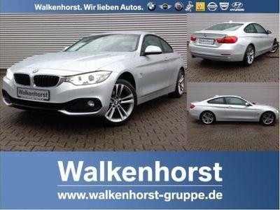 gebraucht BMW 420 i xDrive Coupé