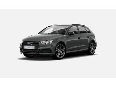 gebraucht Audi A3 Sportback S line 1.5 TFSI Black Edition