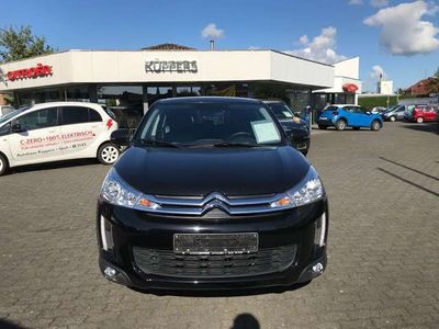 gebraucht Citroën C4 Aircross e-HDi 115 Stop & Start 4WD Selection