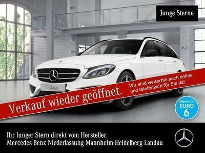 gebraucht Mercedes C400 T 4M AMG ILS LED Night Kamera Navi PTS 9G