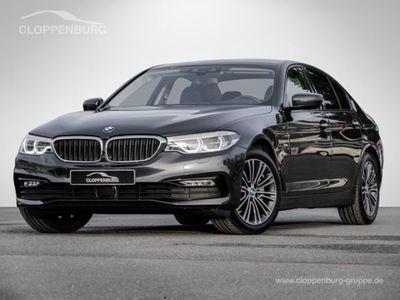 gebraucht BMW 530 d xDrive Limousine Sport Line Head-Up HiFi