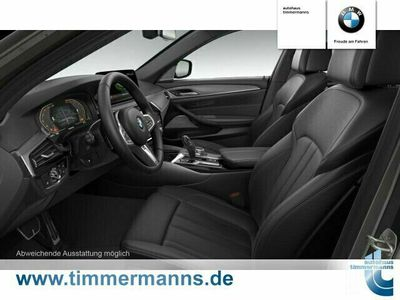 gebraucht BMW 530 d xDrive Touring M Sportpaket Sport Aut. AHK