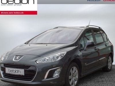 gebraucht Peugeot 308 SW HDi FAP 150 Style Glasdach PDC