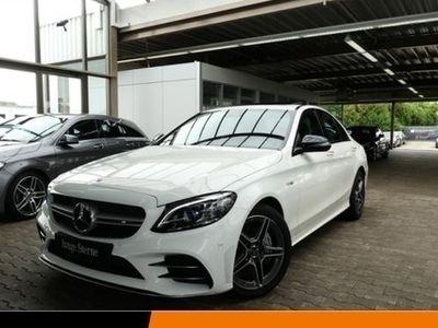 gebraucht Mercedes C43 AMG AMG 4M FACELIFT*Leder*COM*Multibeam*GSD*Kam