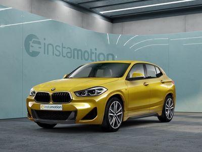 gebraucht BMW X2 X2sDrive18d M Sport Navi Kamera Parkassistent