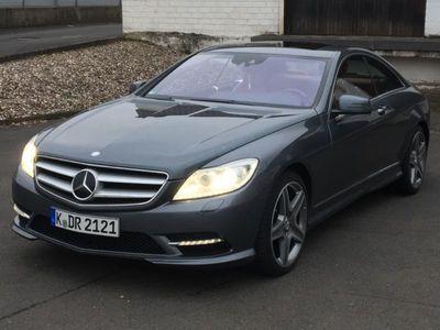 gebraucht Mercedes CL500 4Matic (BlueEFFICIENCY) 7G-TRONIC voll !