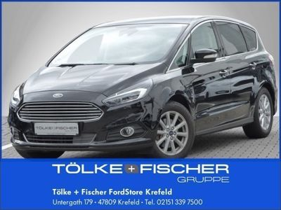 gebraucht Ford S-MAX 2.0 TDCi Titanium Automatik NAVI LEDER