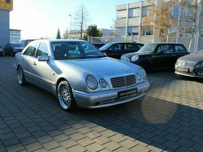gebraucht Mercedes E50 AMG AMG Lim. Leder Xenon Temp.ATM als Limousine in Wolfschlugen