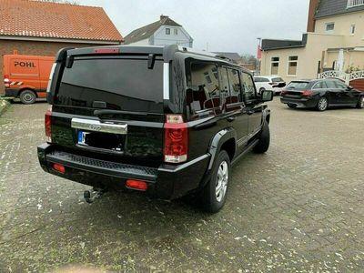 gebraucht Jeep Commander 3.0 Automatic Limited 4x4 n... als SUV/Geländewagen/Pickup in Sankt Peter-Ording