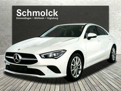 gebraucht Mercedes CLA200 PROGR/AUTOM/MBUX+AR/PREMIUM/LED/SHZ/PTS