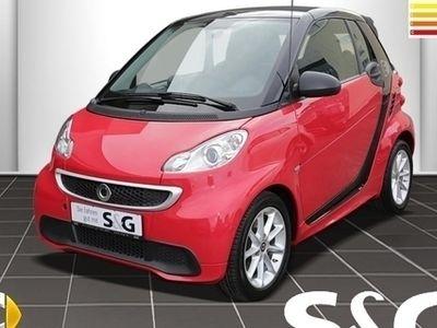 käytetty Smart ForTwo Electric Drive cabrio Sitzhzg/Sound-Paket