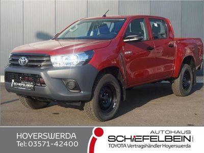 used Toyota HiLux Hilux4x4 Double Cab Duty- Klima+SHZ+Radio