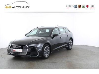 gebraucht Audi A6 Avant Sport 45 TDI quattro tipt Navi|LED schwarz