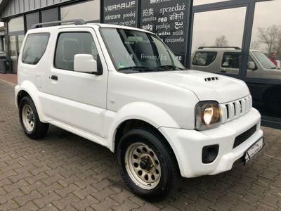 gebraucht Suzuki Jimny 1.3 4WD - KLIMA - AHK - SCHECKHEFT