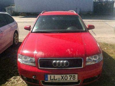 gebraucht Audi A4 an Bastler als Kombi in Kaufering