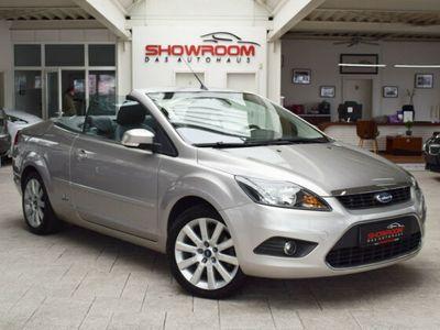 gebraucht Ford Focus Cabriolet Titanium # 2. Hd # Leder #