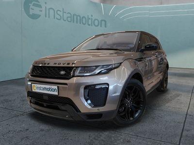 gebraucht Land Rover Range Rover evoque Range Rover Evoque 230 SD4 HSE Dynamic Bluetooth