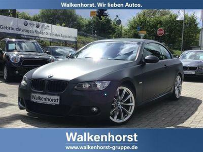 gebraucht BMW 335 Cabriolet iA M-Sportpaket KD-AUFTRAG Logic7 Aktivlenkung