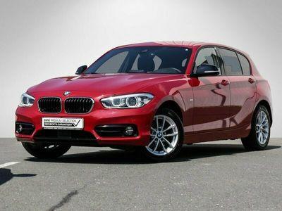 gebraucht BMW 116 d 5-Türer Sport Line