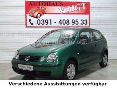 gebraucht VW Polo Schiebedach Scheckheftgepflegt TÜV bis2018