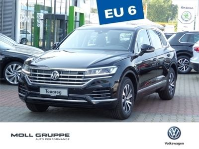 gebraucht VW Touareg 3,0TDI SCR 210 kW 8-Gang-Automatik (Tiptronic)