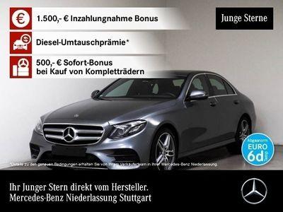 gebraucht Mercedes E350 AMG Line 360° Multibeam COMAND Totwinkel