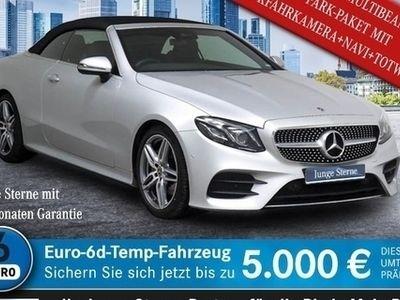 second-hand Mercedes E300 CA+AMG+MULTI-LED+R.-KAMERA+TOTWINKEL+NAV